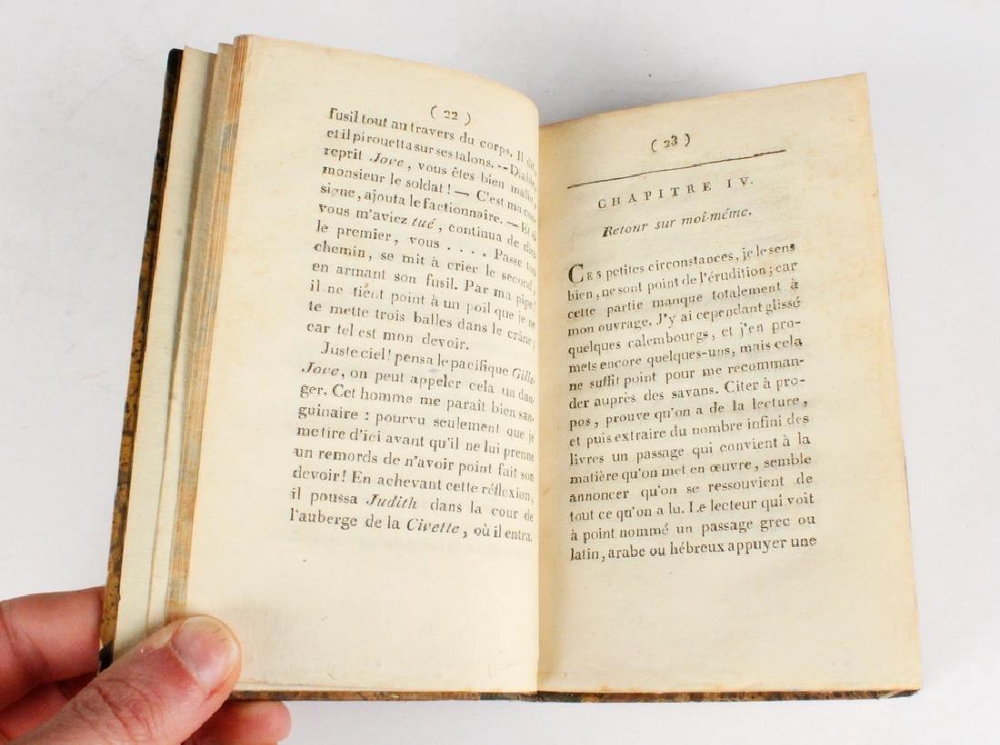 RARE (4 VOL) SET FRENCH BOOKS - 3