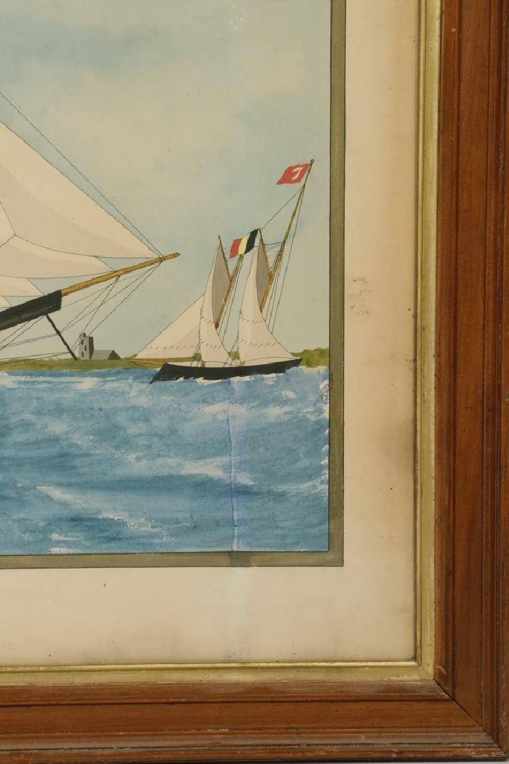 SAILING SHIP PORTRAIT - 3