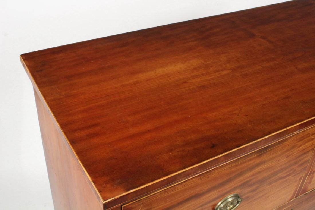 18TH C. CHIPPENDALE CHEST - 2
