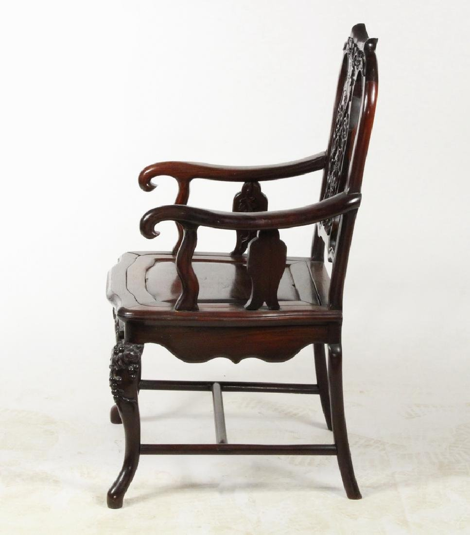 CHINESE ARMCHAIR FOR THE EUROPEAN MARKET - 2