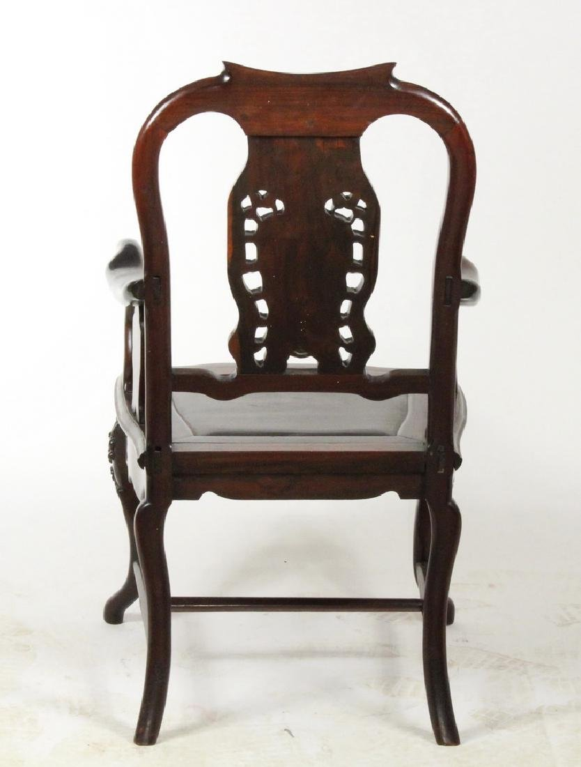 CHINESE ARMCHAIR FOR THE EUROPEAN MARKET - 3