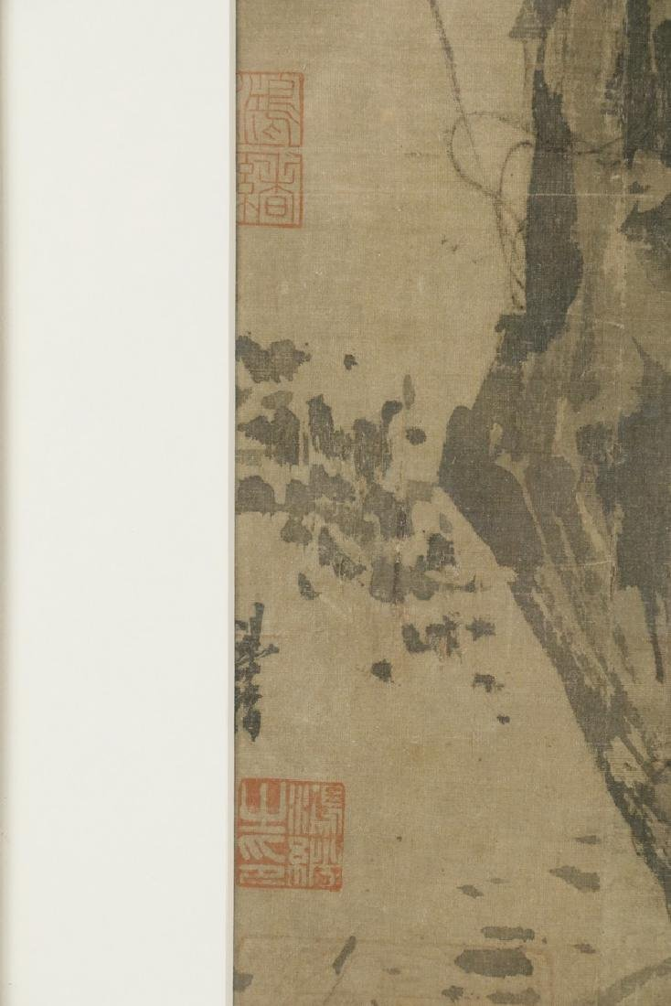 18TH C. JAPANESE INK DRAWING - 3