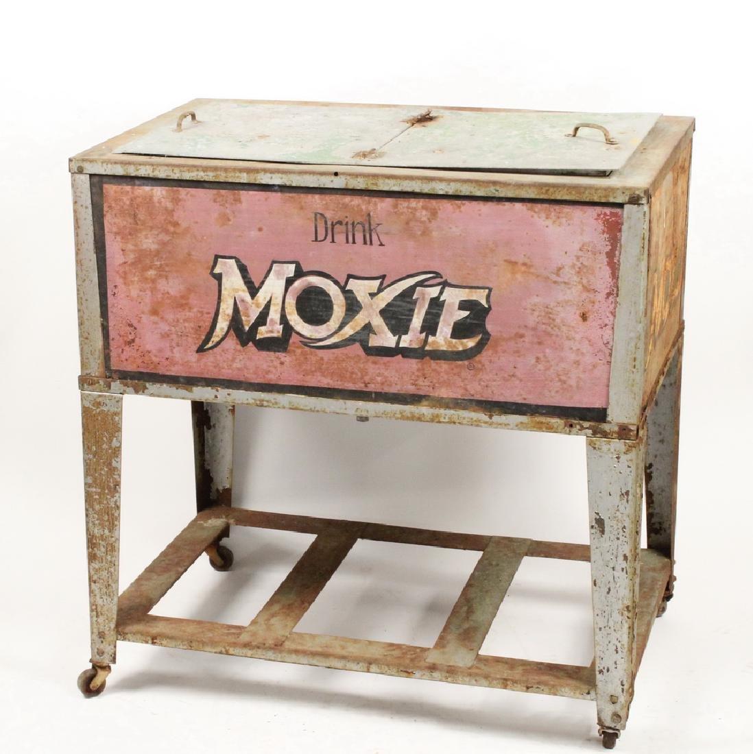 MOXIE SODA COOLER