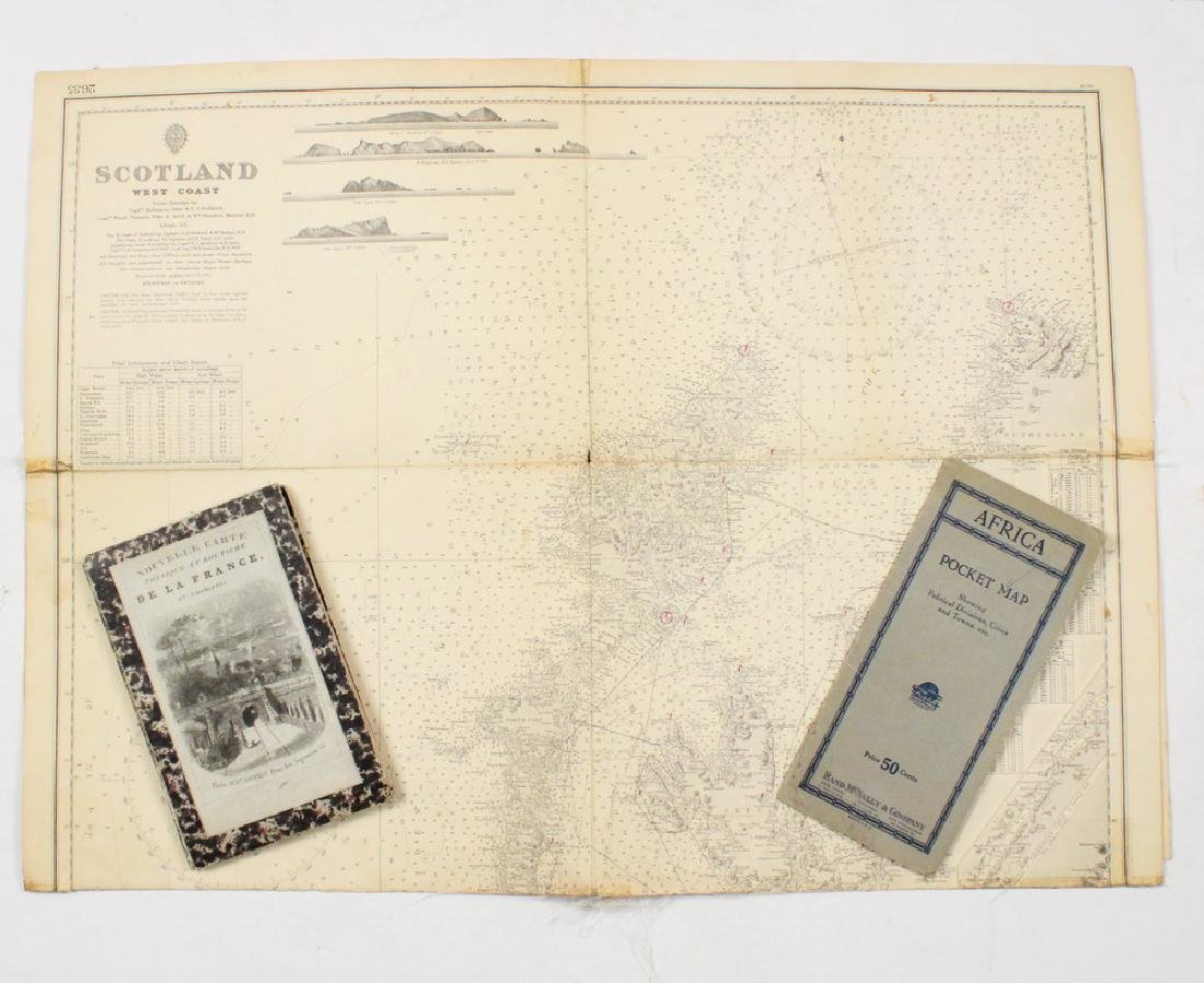 (3) FOREIGN MAPS