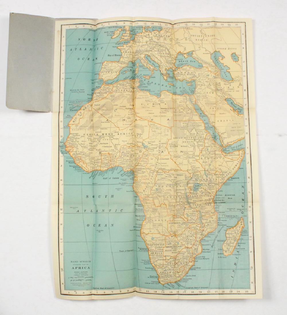 (3) FOREIGN MAPS - 2