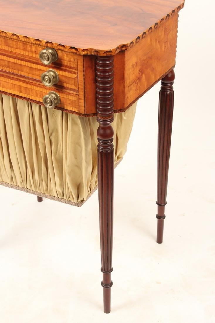 BOSTON SEWING STAND IN THE MANNER OF THOMAS SEYMOUR - 6