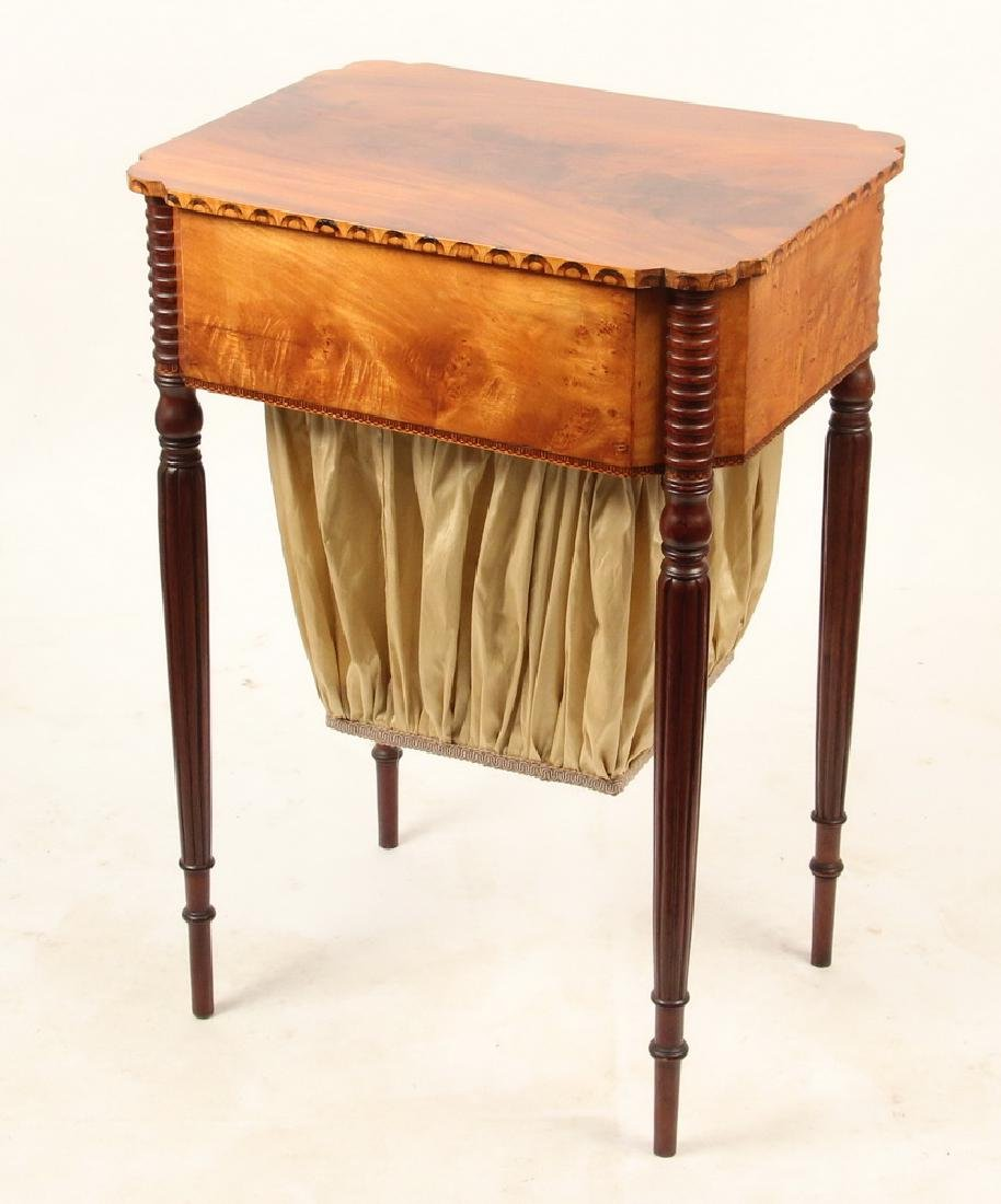 BOSTON SEWING STAND IN THE MANNER OF THOMAS SEYMOUR - 7
