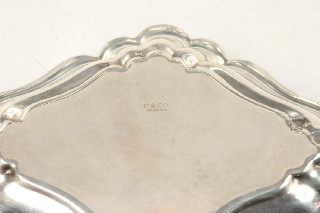 (8) STERLING SILVER TRAYS - 4