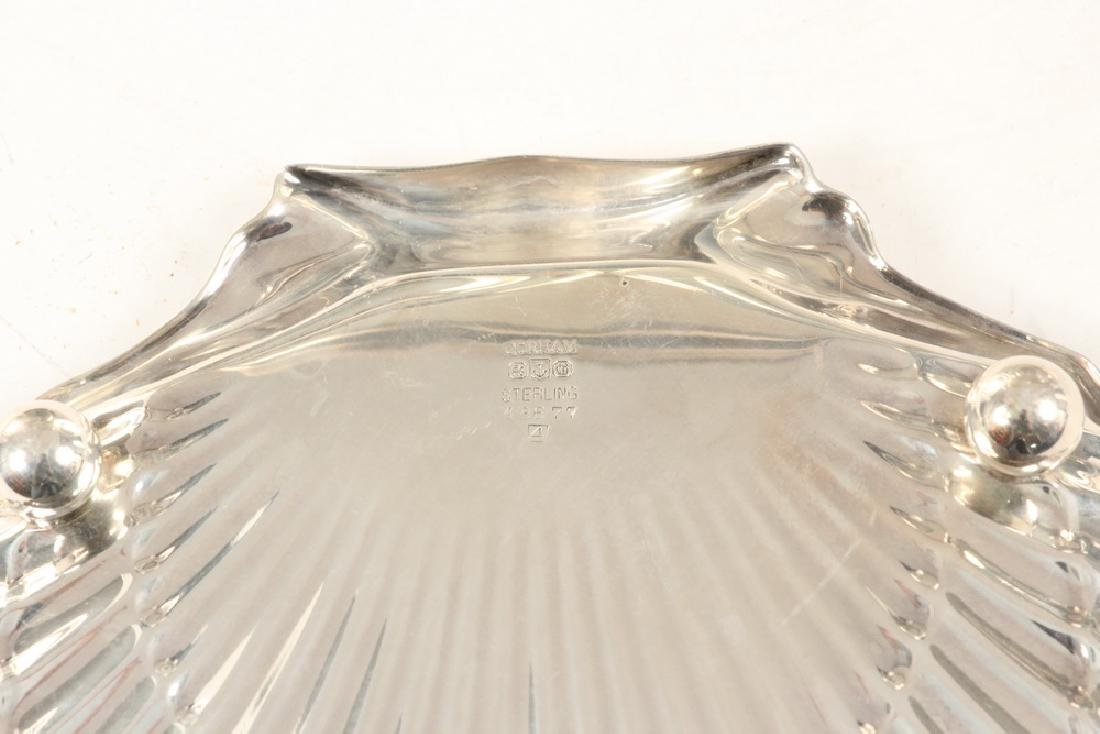 (8) STERLING SILVER TRAYS - 5