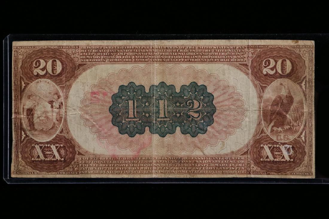 1882 Series $20 First National Bank of Bangor - 2