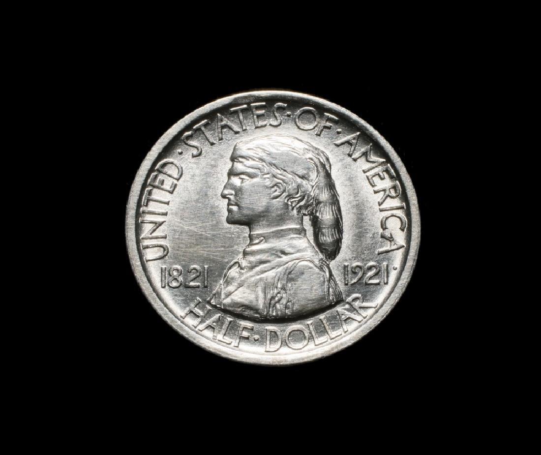 1921 Missouri Commemorative Half Dollar