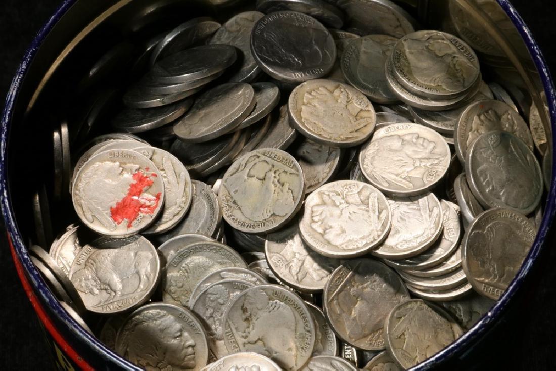 Four Digit Buffalo Nickels