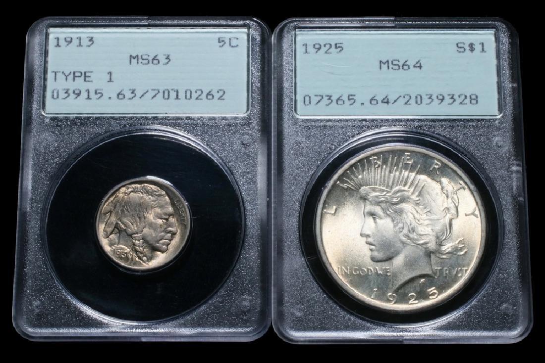 1913 Buffalo Nickel