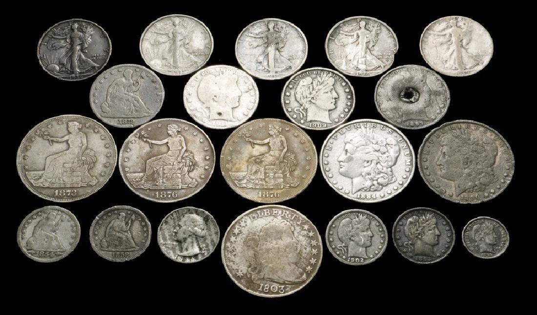 (23) Counterfeit Coins