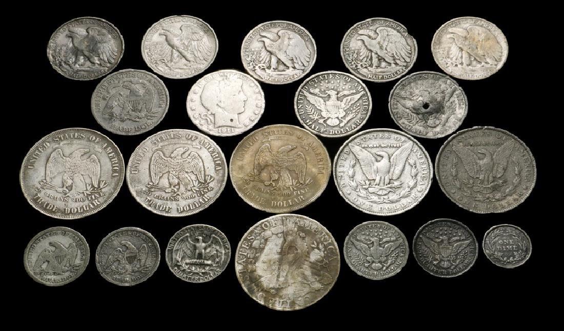 (23) Counterfeit Coins - 2
