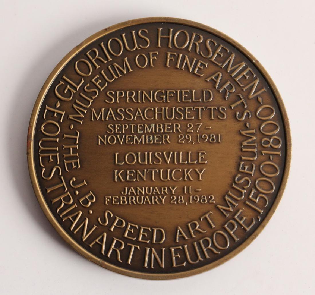 Commemorative Bronze Medal - 2
