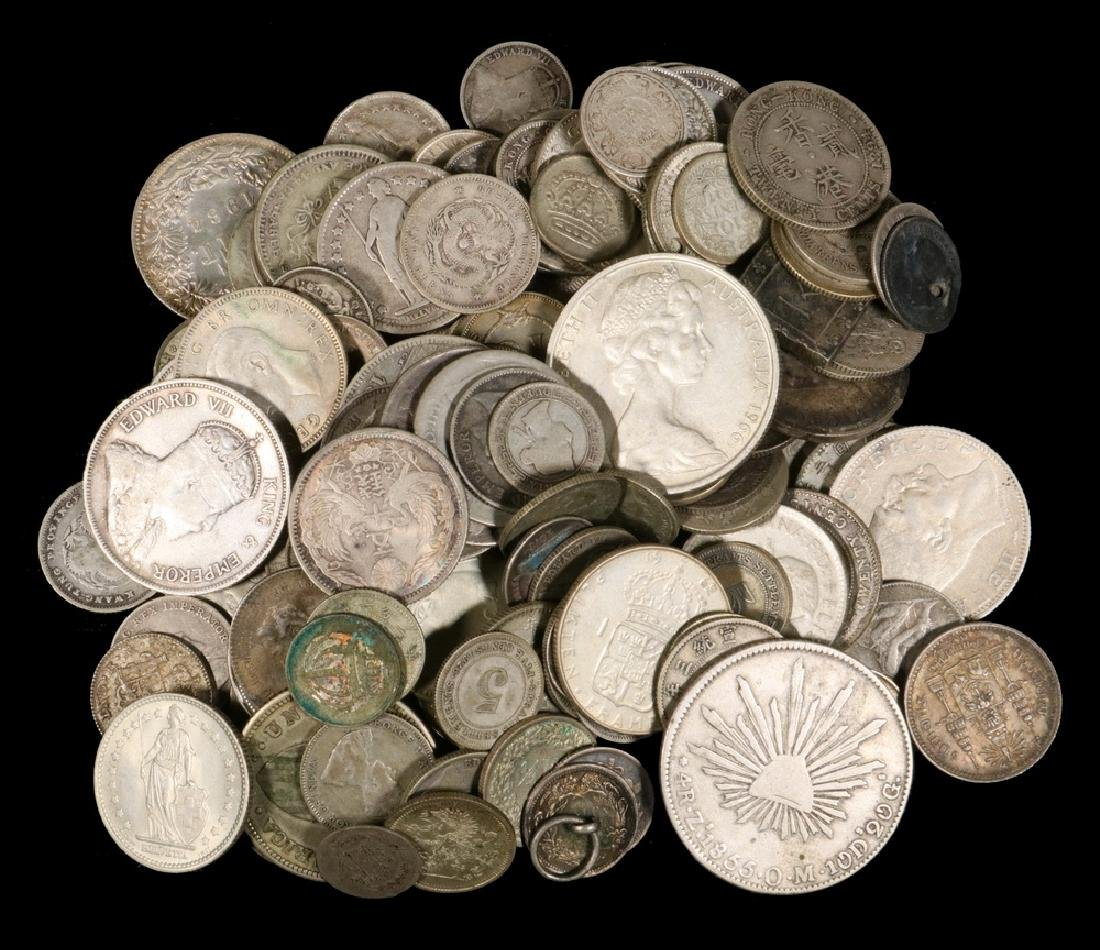 Foreign Silver Coins