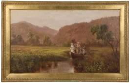 JULIE HART BEERS (NJ/MA, 1835-1913) (ATTRIBUTED)