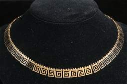 NECKLACE IN 14K GOLD