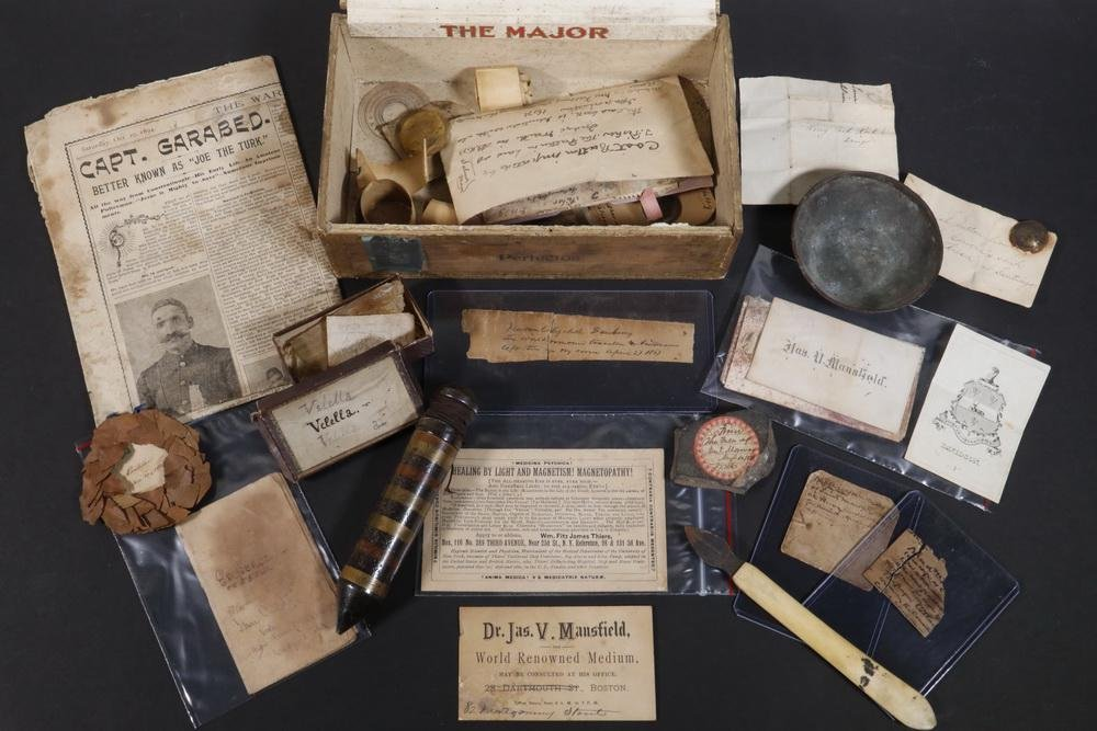 MISCELLANY ASSOCIATED WITH THE AMERICAN SPIRITUALIST