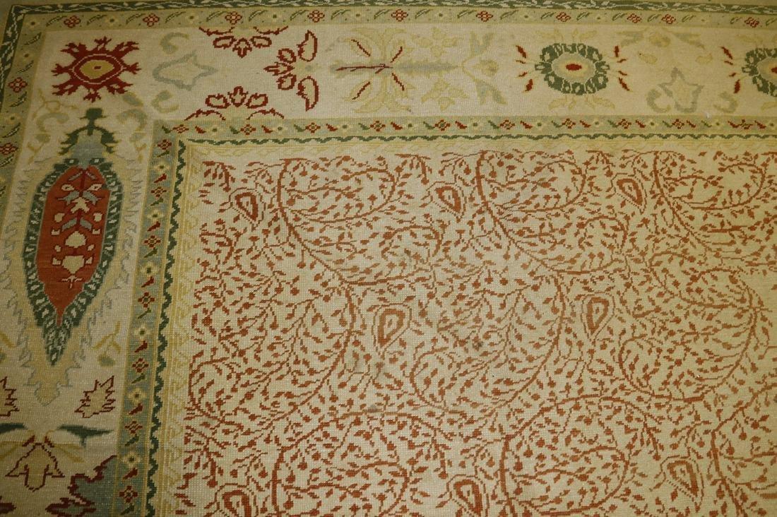 """TURKISH CARPET - 12' x 16'-9"""""""