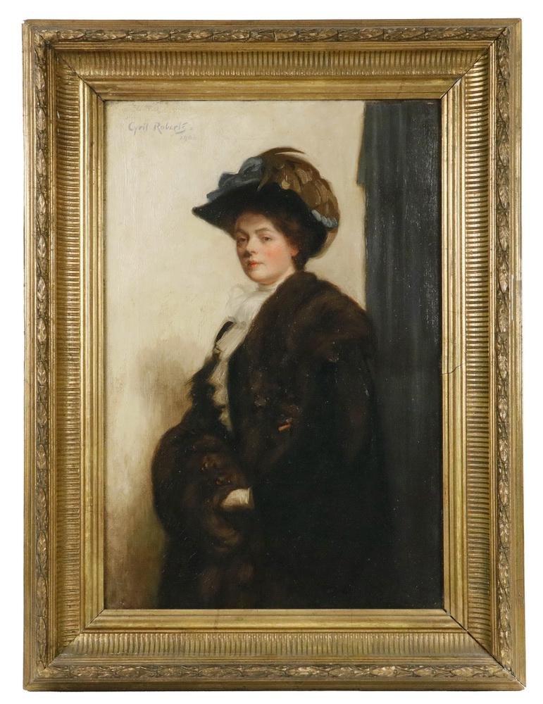 CYRIL ROBERTS, R.B.A. (UK, 1871-1949)