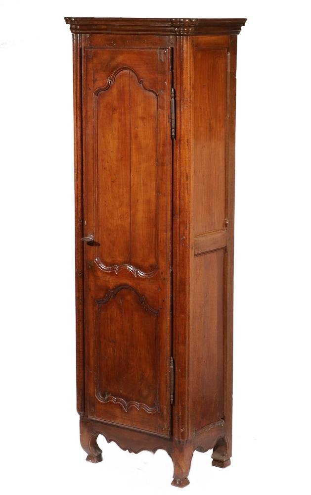 FRENCH PROVINCIAL CHIMNEY CABINET