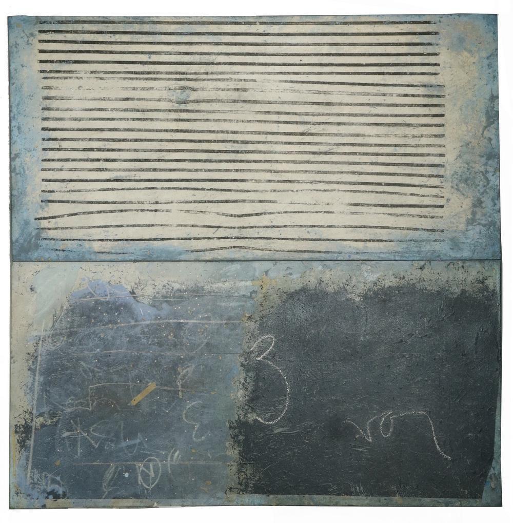 LORENZO CLAYTON, (NAVAJO, 1950 - )