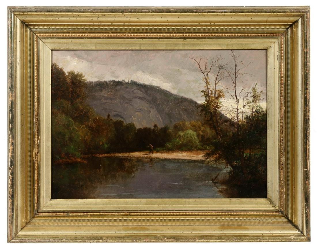 GEORGE INNESS (NY/MA/SCOTLAND, 1825-1894)
