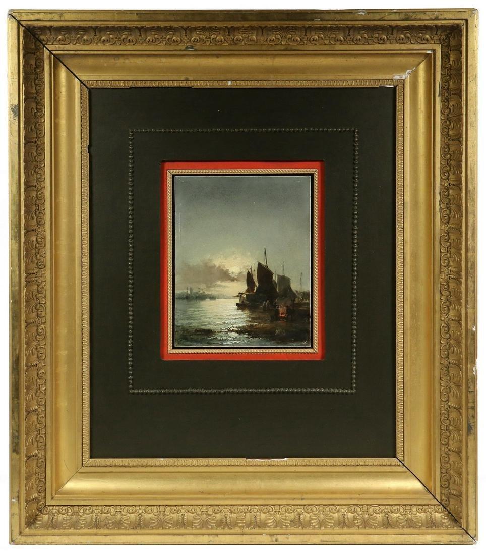 JOHAN BARTHOLD JONGKIND (NETHERLANDS/FRANCE, 1819-1891)