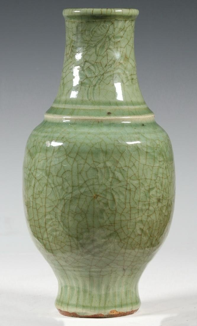 18TH C. KOREAN CELADON VASE