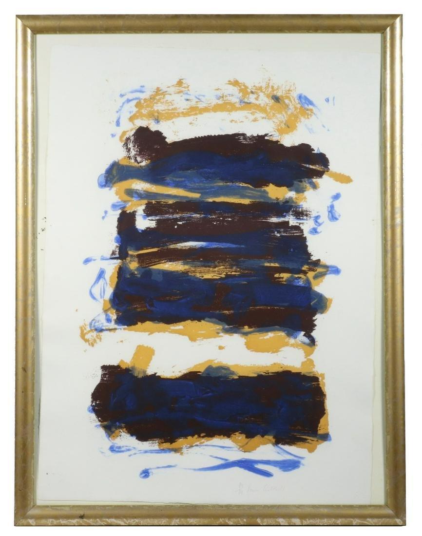 JOAN MITCHELL (NY/MI/FRANCE, 1925-1992)