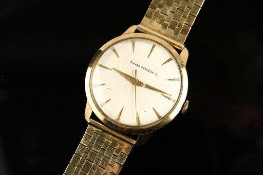 511: 14K Gent's Wristwatch Gerard Perregaux 73750032
