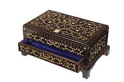 ANGLO-INDIAN SILVER CHEST