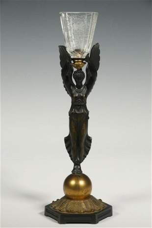 EMPIRE FIGURE OF WINGED WOMAN