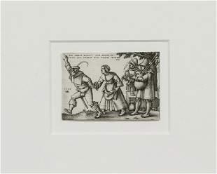 HANS SEBALD BEHAM (GERMANY, 1500-1550)