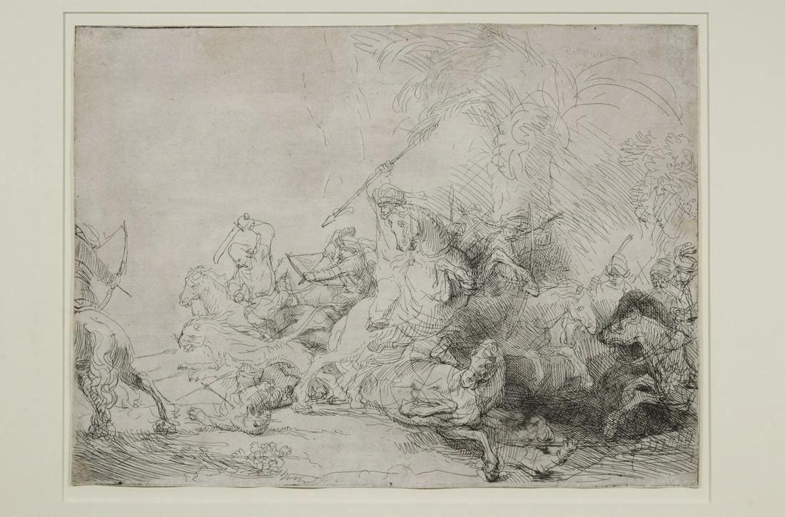 REMBRANDT HARMENSZOON VAN RIJN (NETHERLANDS, 1606-1669)