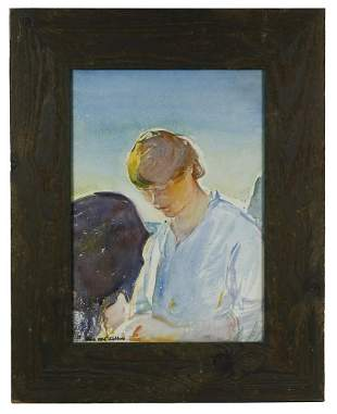 ALICE KENT STODDARD (PA/CT, 1883-1976)