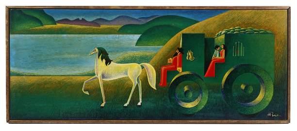 ANTONIO RUIZ (EL CORCITO): (CA/MEXICO, 1897-1964)
