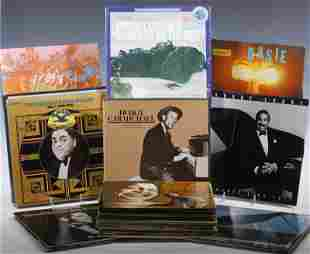 (39) JAZZ, DIXIELAND AND INSTRUMENTAL RECORD ALBUMS