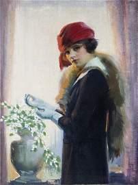 GUY HOFF (NY, 1889-1962)