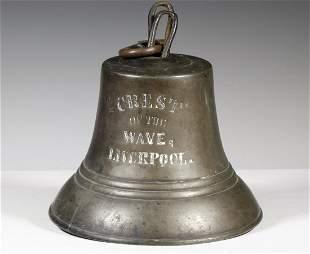 ENGLISH SHIP'S BELL