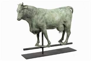 FULL BODY COW WEATHERVANE
