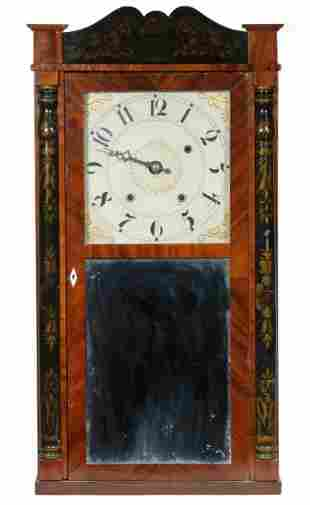 BARTHOLOMEW BRACKET CLOCK, CIRCA 1830