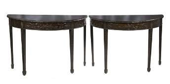PR ADAMS STYLE CONSOLE TABLES