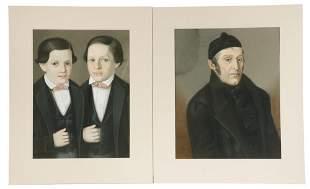 LOUIS FRITZE (GERMANY, 1810-1896)