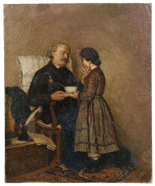 LUIGI FERRAZZI (19TH C. ITALIAN)