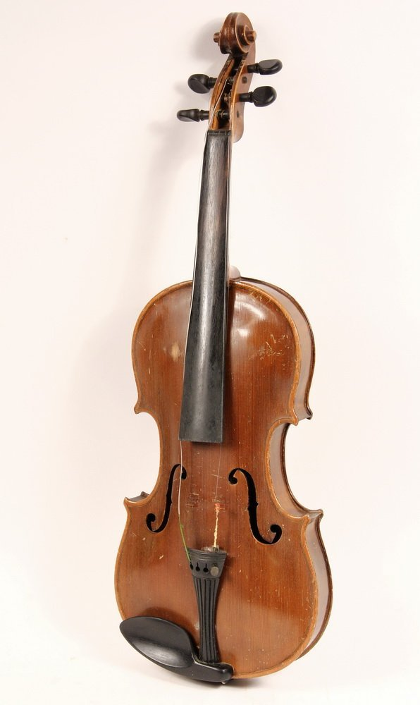 VIOLIN IN CASE - Jacobus Stainer Copy, Czechoslovakia, - 2