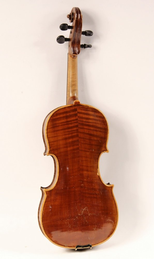 VIOLIN IN CASE - Jacobus Stainer Copy, Czechoslovakia, - 3