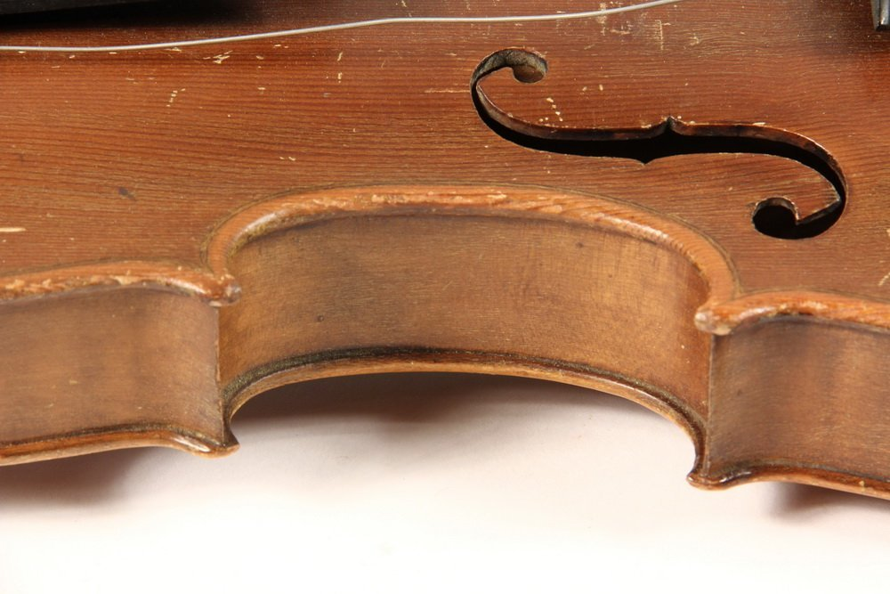 VIOLIN IN CASE - Jacobus Stainer Copy, Czechoslovakia, - 5